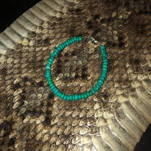 Jewelry - Super CUTE real turquoise bracelet